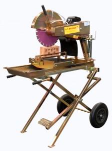 B.T bricksaw - A & A Equipment