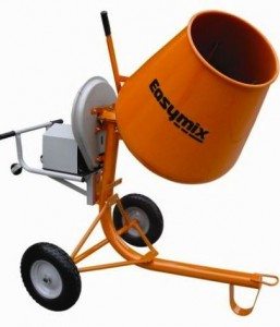 Easymix EM35 Cement Mixer