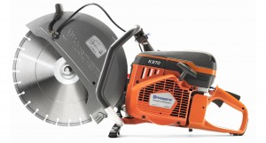 Husqvarna K970 demolition saw - A & A Equipment